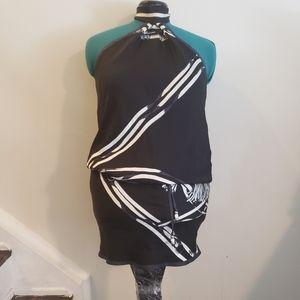 Gucci wrap top
